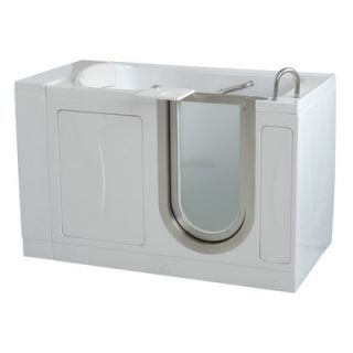 52 x 30 Elite Soaking Walk In Tub by Ella Walk In Bath