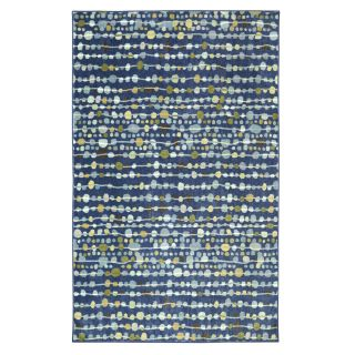 Mohawk Home Aurora Navy Area Rug
