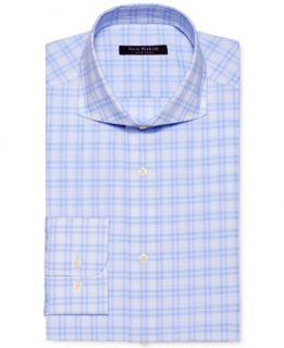 Isaac Mizrahi Slim Fit Check Dress Shirt   Dress Shirts   Men
