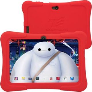 "Tablet Express Dragon Touch 7"" Android Kids Tablet   Red   PC Platform   1.2 GHz Processor   512 MB RAM   8 GB   Quad Co"