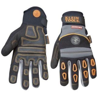Klein Tools Journeyman Pro Heavy Duty Protection Gloves   Extra Large 40040