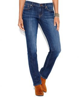Lucky Brand Sweet N Straight Straight Leg Jeans, Tanzanite Wash