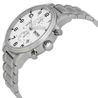 Hugo Boss Aeroliner Chronograph Mens Watch 1513182