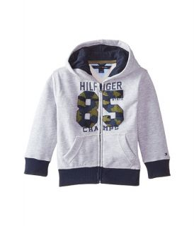 Tommy Hilfiger Kids Camo Chenille 85 Hoodie Toddler Little Kids
