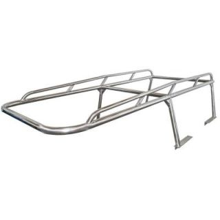 Aluminum Ladder Rack for GMC Sierra/Chevrolet Silverado Regular Cab with 96 in. Box, 1500 lbs. Load Capacity G1R96