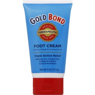 Gold Bond Foot Cream, 4 oz