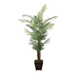 Laura Ashley by Vintage Home 7 ft Palm Decorative Specialty Tree without Lights