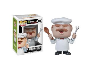 Muppets Most Wanted Swedish Chef Pop! Vinyl Figure