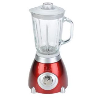 KALORIK 48 oz. Blender in Candy Apple Red DISCONTINUED BL 33029 CAR