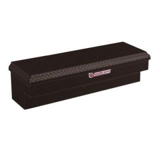 Weather Guard Short Aluminum Lo Side Truck Box in Black 184 5 01