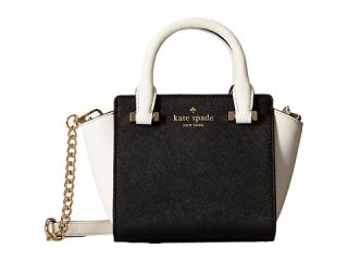 Kate Spade New York Cedar Street Mini Hayden Black/Cement