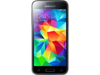 "Refurbished Samsung Galaxy S5 Mini G800F 16GB 4G LTE Black Unlocked GSM Android Refurbished Phone 4.5"" 1.5GB RAM"