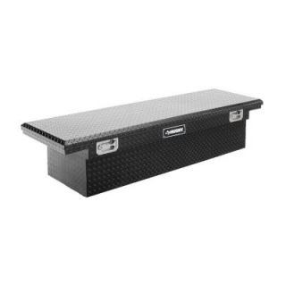 Husky 70 in. Topsider Black Low Profile Truck Box THD70LPB
