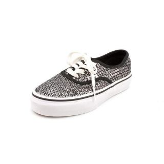 Vans Girl (Youth)  Authentic Basic Textile Athletic Shoe