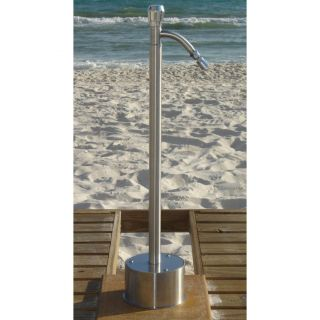 Outdoor Shower Company FSFS 200 Free Standing Foot Shower