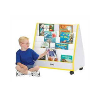 Jonti Craft Rainbow Accents Mobile Book Display