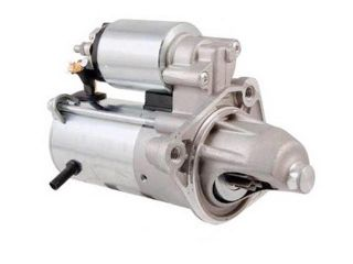 STARTER MOTOR FITS EUROPEAN MODEL FORD FUSION 1.2 1.4 1.6 2002 ON 0 001 107 417
