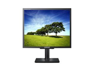 "SAMSUNG NC190 1 Black 19"" 5ms   PC over IP integrated Height Adjustable LCD Monitor 250 cd/m2 1000:1"