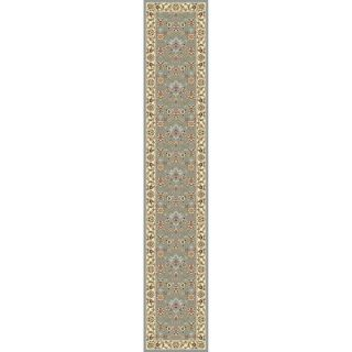 Safavieh Lyndhurst Light Blue/ Ivory Rug (23 x 13)