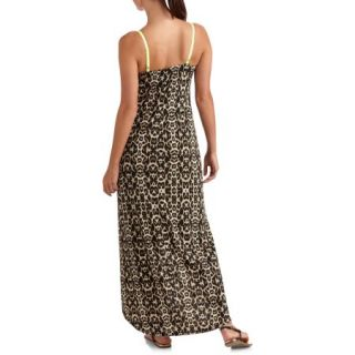 Miss Tina Womens Hi Lo Maxi Dress