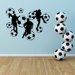 Soccer Ball Sport Wall Decal   17737955 Big