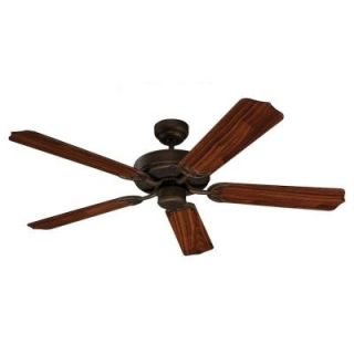 Sea Gull Lighting Quality Max 52 in. Roman Bronze Ceiling Fan 15030 191