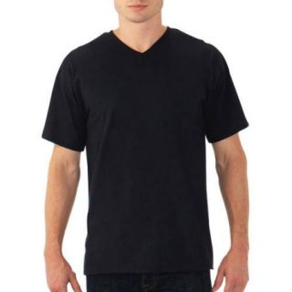 Fruit of the Loom Big Mens Short Sleeve V Neck Tee