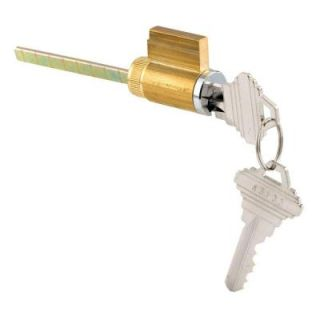Prime Line Sliding Door Cylinder Lock, Keyed Alike, Keyway E 2104