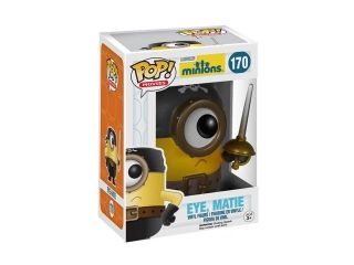 Minions Eye Matie Pop! Vinyl Figure by Funko