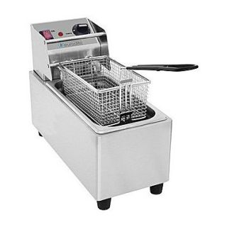 Eurodib 16 8 Liter Electric Deep Fryer