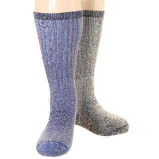 Woolrich Mens Ultimate Merino Wool Extreme Cold Socks 2pk   17613994