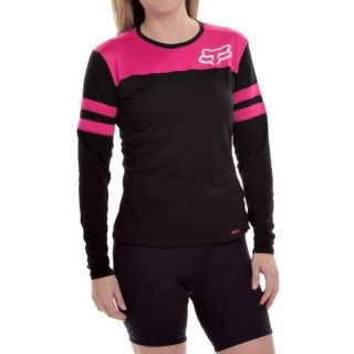 Fox Racing Ripley Cycling Jersey (For Women) 115AX