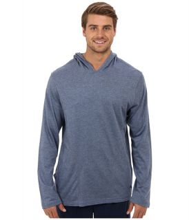 Tommy Bahama Heathered Pullover Hoodie Heather Stripe