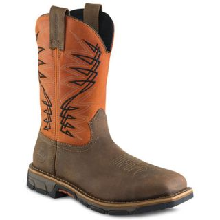 Irish Setter Mens Marshall 11 Soft Toe Pull On Boot