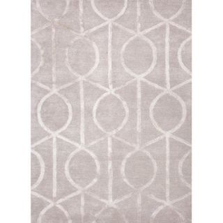 Royal Rugs City Classic Gray Geometric Area Rug