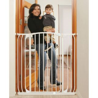 Dreambaby Chelsea Extra Tall Swing Close Hallway Gate   Baby Gates